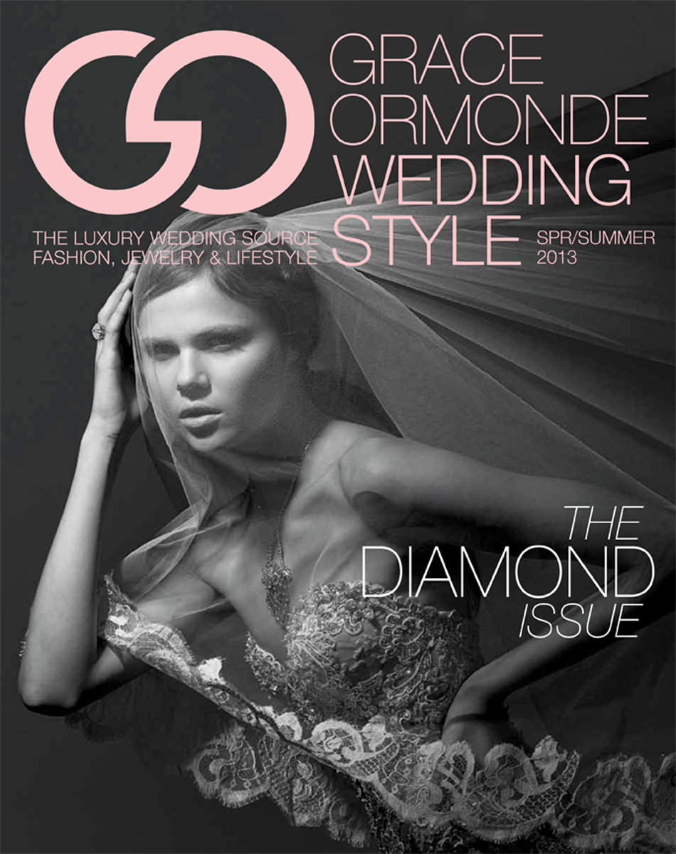 Grace Ordmonde Wedding Style Spring/Summer 2014