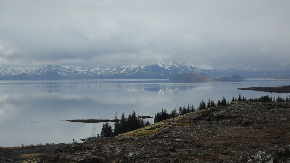Þingvallavatn, or Lake Þingvellir.
