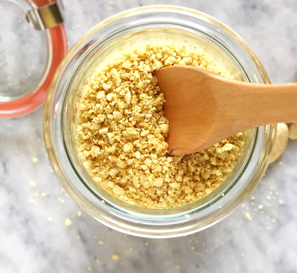 NV_Vegan Parmesan Cheese