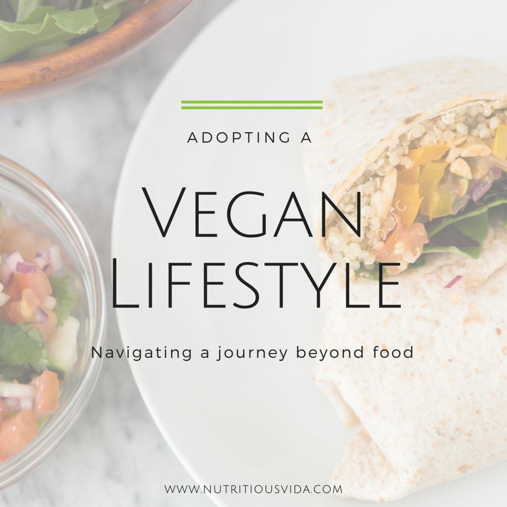 Adopting a Vegan Lifestyle