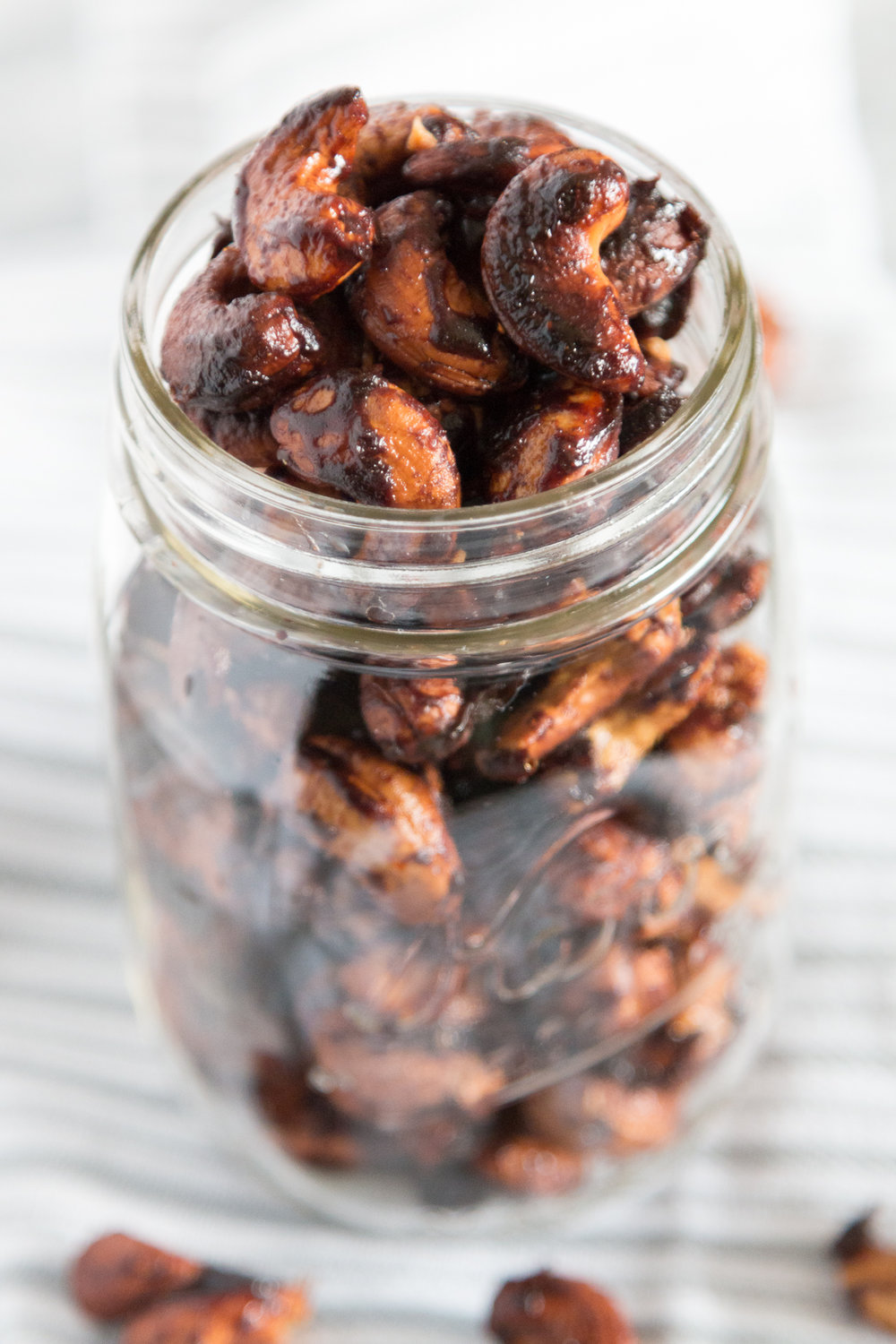 Nutritious Vida_Candied Cashews