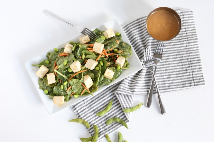 Tofu Salad with Ginger Dressing.jpg
