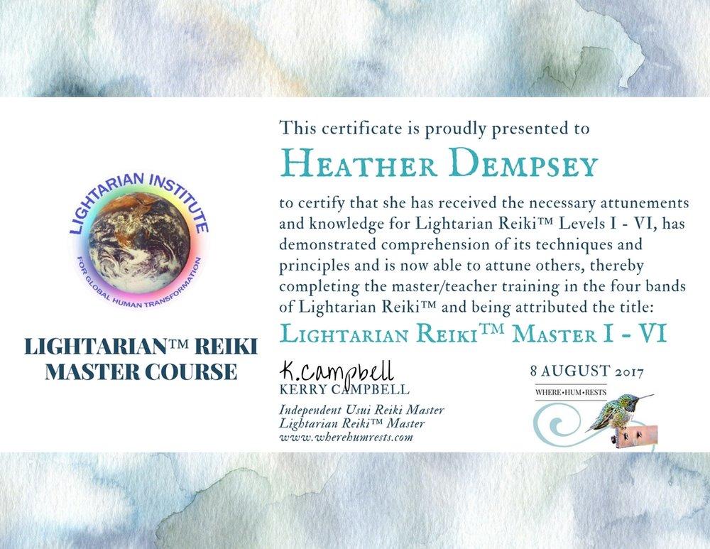 Lightarian Reiki Certification Heather Dempsey_LM.JPG