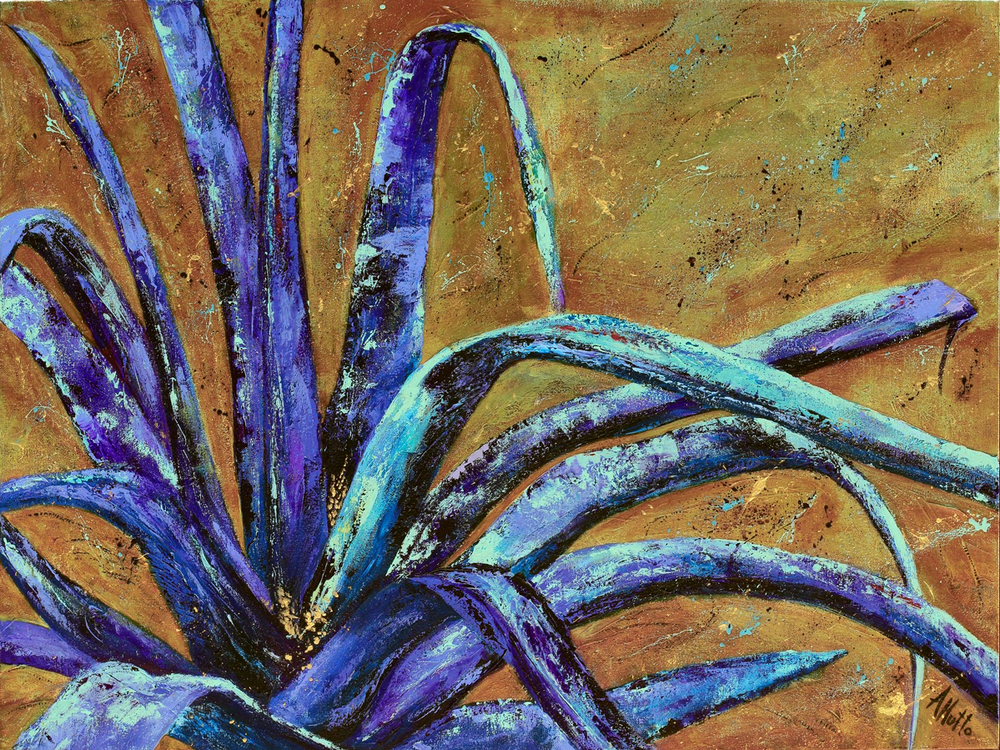 Blue Agave-SOLD