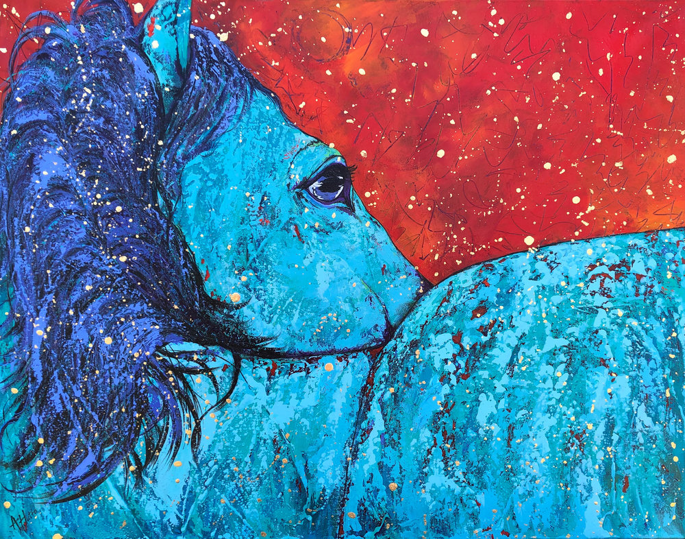 turquoise horse red background.jpg