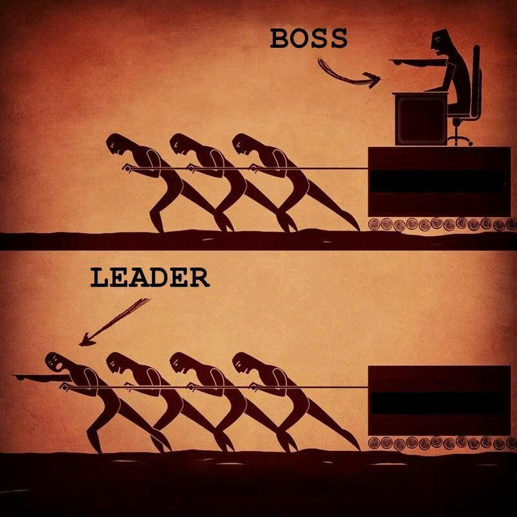 Vital part of leadership