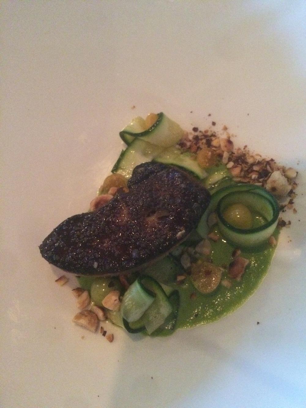 Foie gras. $25