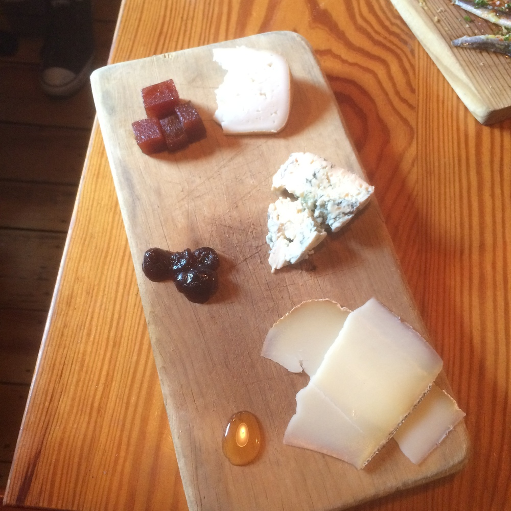 Selection of 3 Cheeses $15