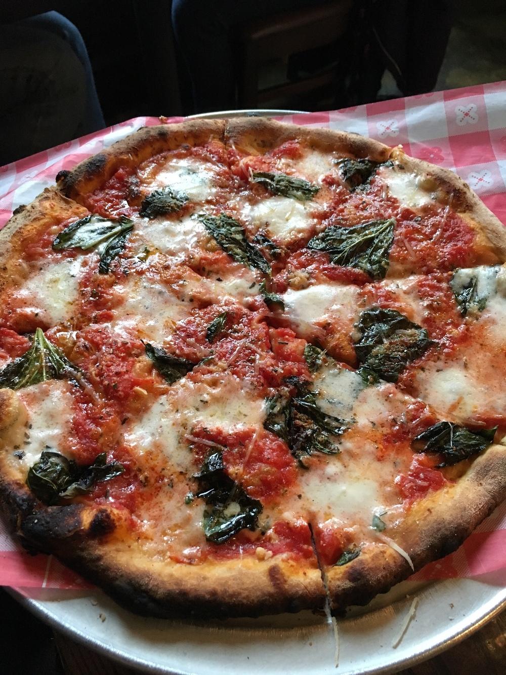 Margherita $15 (regular size)