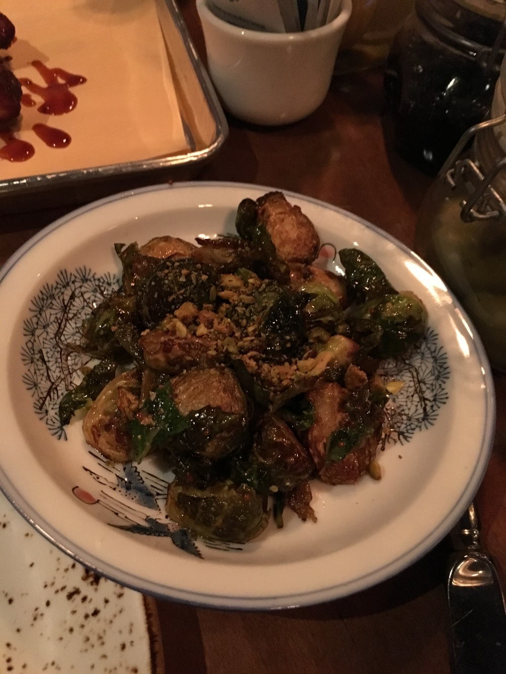 Brussel Sprouts $4