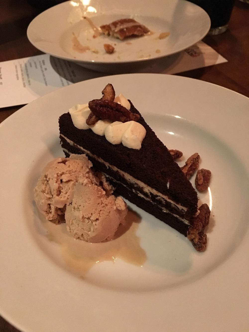 Chocolate Cake $7