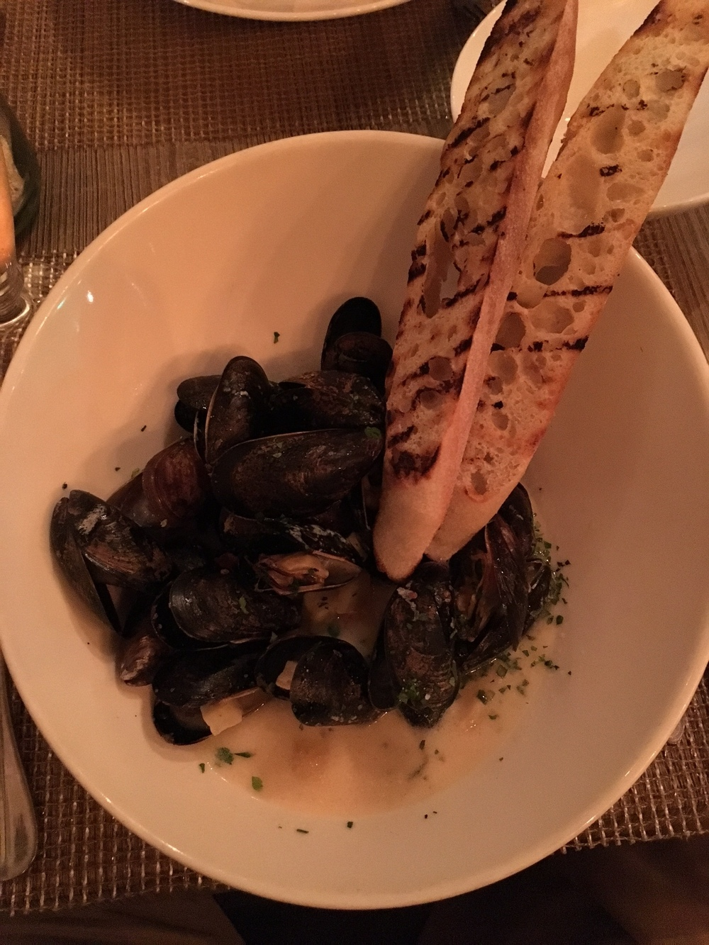 Mussels $16