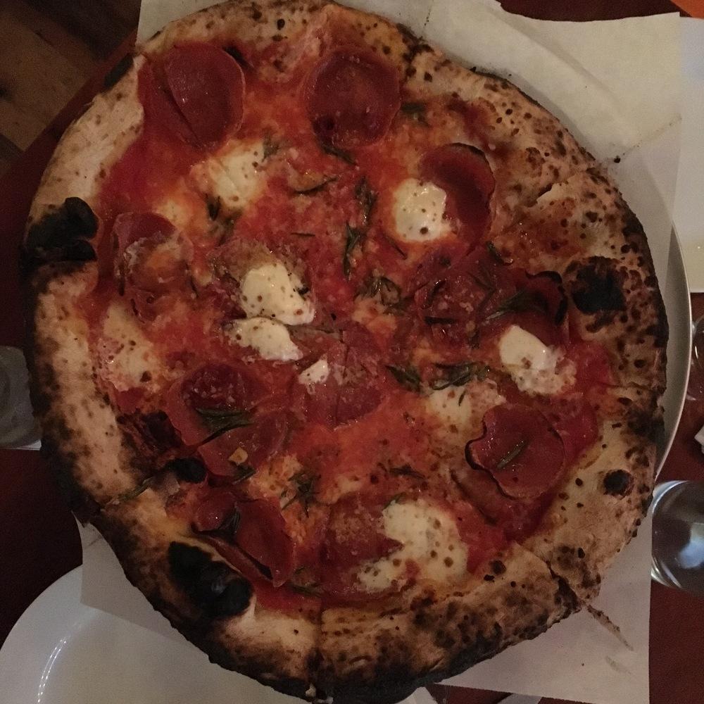 Pepperoni $17