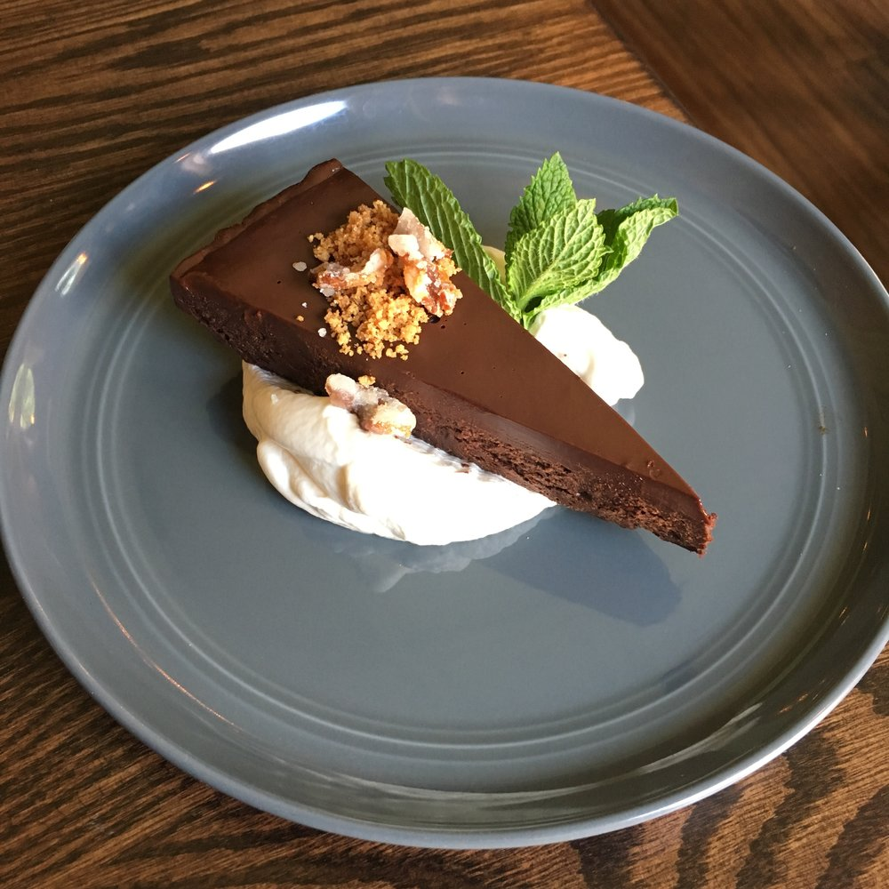 Chocolate Torte $7