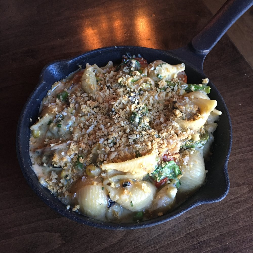 Ideal Mac & Cheese $15