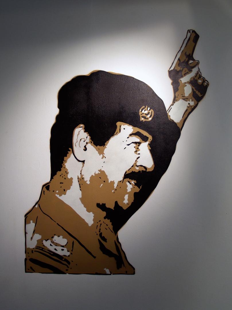 Saddam Hussein (ex. President of Iraq), Common Ground, 2006