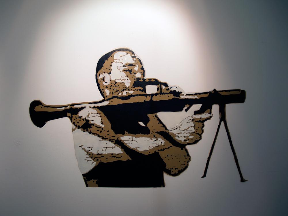 David Hicks (Our Australian Man in Guantanamo Bay), Common Ground, 2006