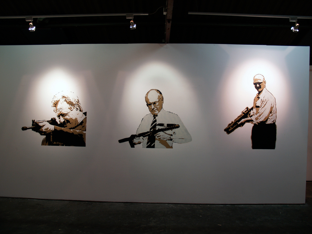 Common Ground, 2006, installation view, BUS Gallery (Melbourne)