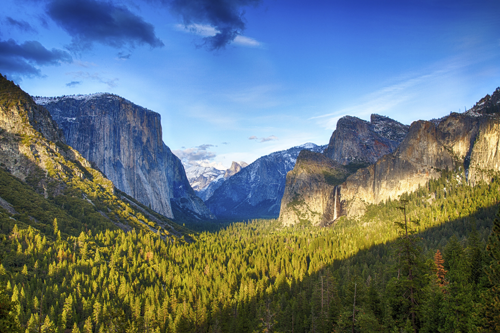 Yosemite National Park Hiking Adventure   October 2016