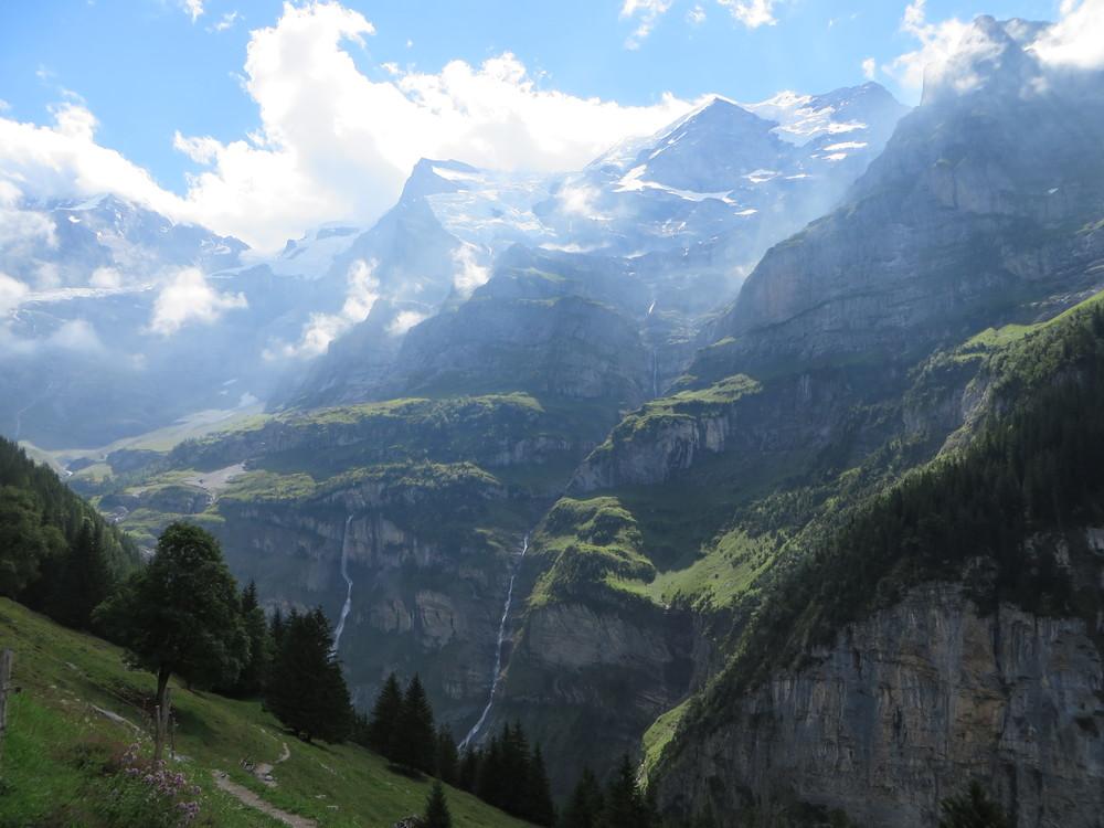 Switzerland-Jungfrau