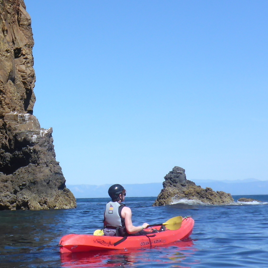 Channel Islands: Kayaking Adventure | Summer 2016