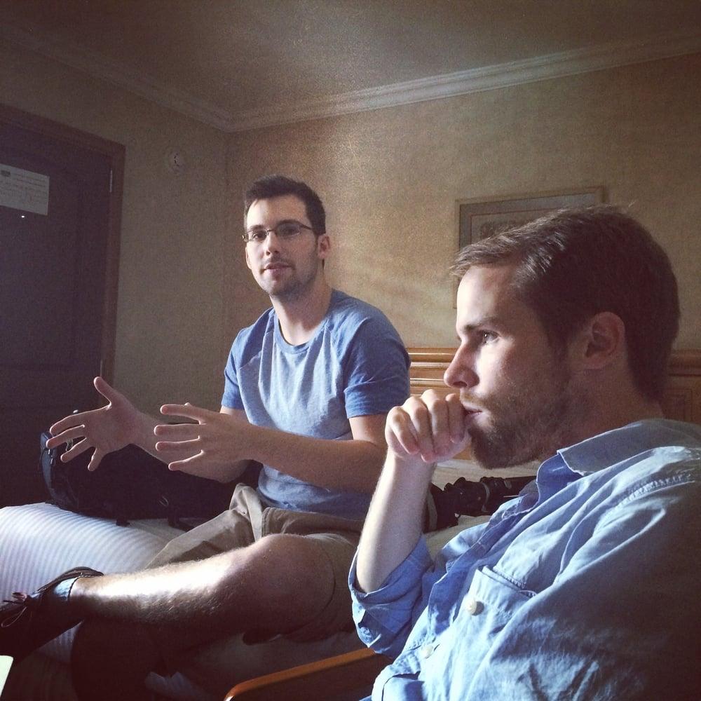 Ben + Dillon + Editing