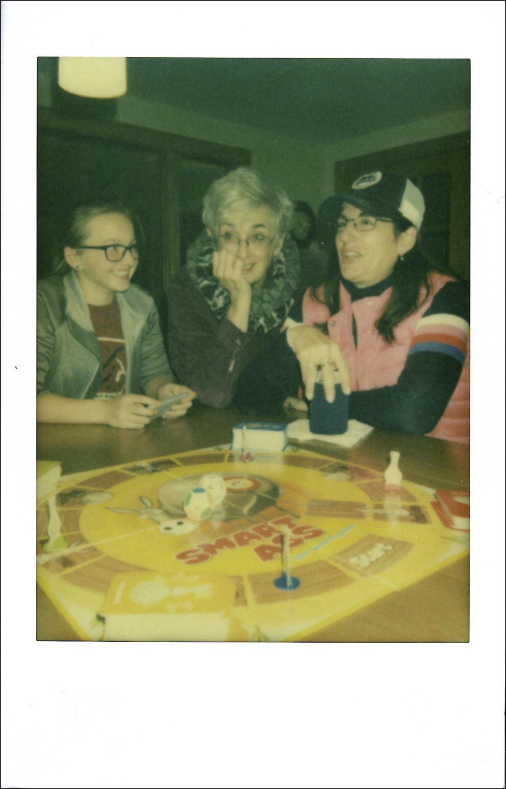 Al + Aunt Pam + Wendy