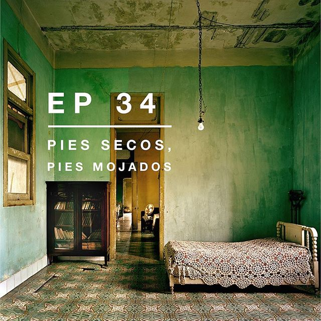 "EP 34: Pies Secos, Pies Mojados ""Pies Secos, Pies Mojados"" or ""Wet Foot, Dry Foot."" In the U.S., it's the nickname of a piece of legislation, but in Cuba, it's been the key to a dream. To what lengths will Cubans go to make that dream a reality?  http://bit.ly/2jVXLj2"