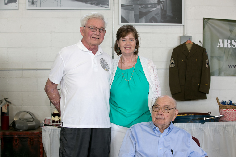 John and Kathy Telck w Bob.jpg