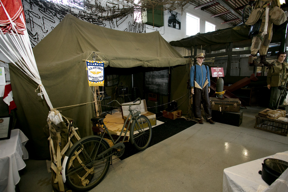 Arsenal Officers Tent.jpg