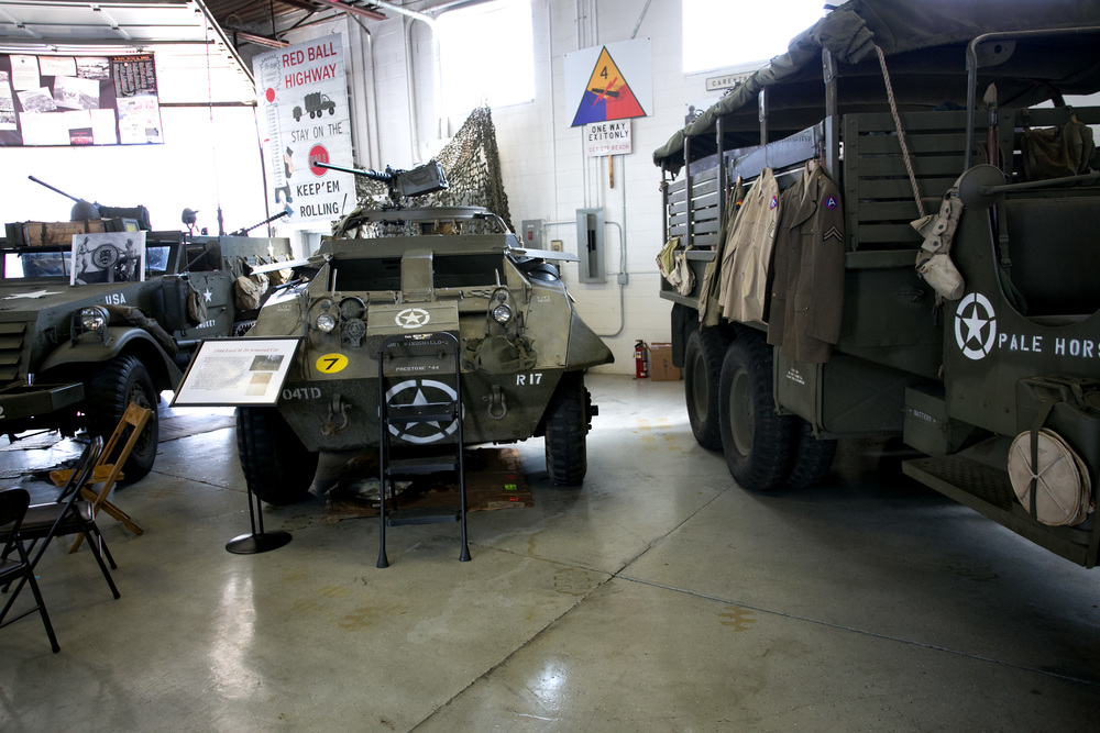 Arsenal vehicle display.jpg