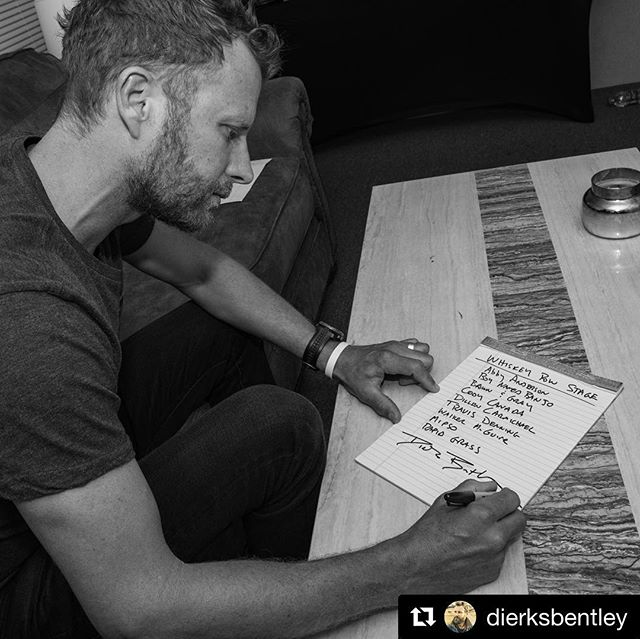 If you zoom in far enough, you'll see our name on that little notepad there. That's right, we're going to Buena Vista, CO to play @sevenpeaksfest!! 🤘🏽 Thanks for inviting us @dierksbentley - we are SO honored to be a part of your festival! Aug 31 - Sep 2 🔥 Grab your tickets today! Link in bio!