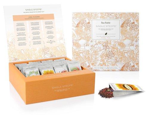 tea forte single steeps tea chest