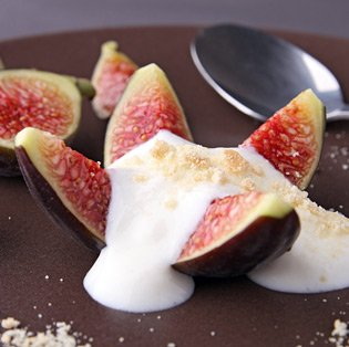 Spiced Fig dish