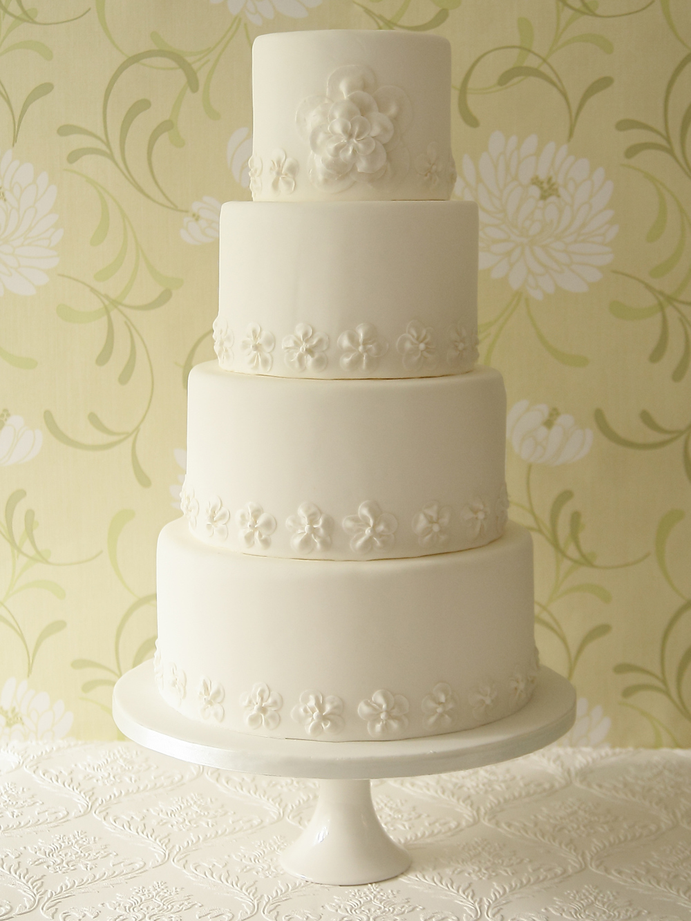 Cetelia wedding cake