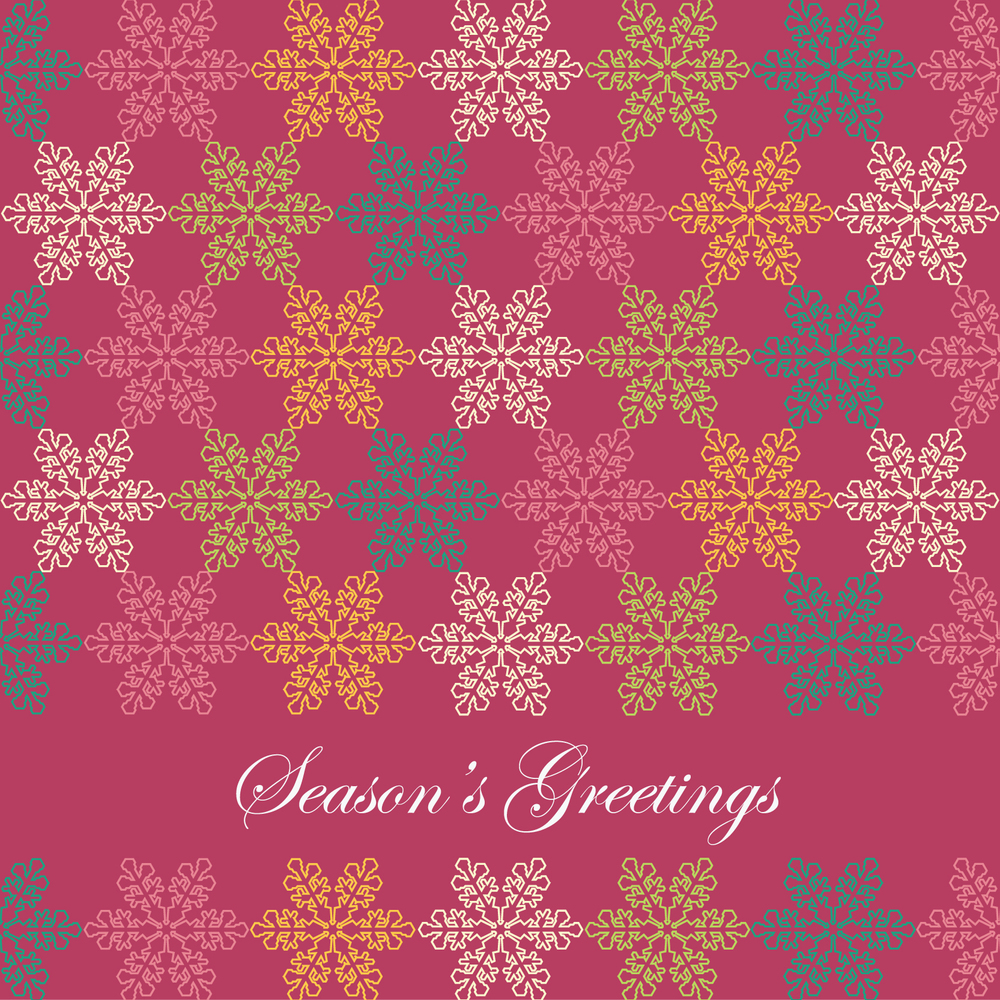 Christmas card, ananyacards