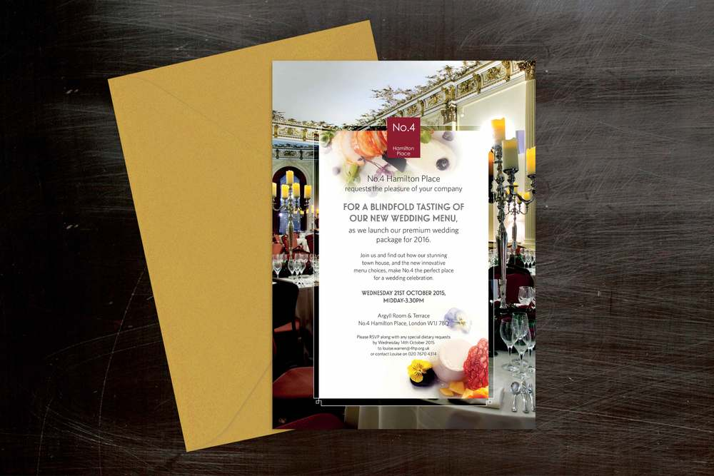 Invitation Card by Ananya