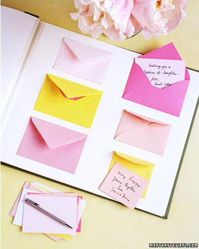 Easy DIY Idea For A Wedding Guest Book Ananya