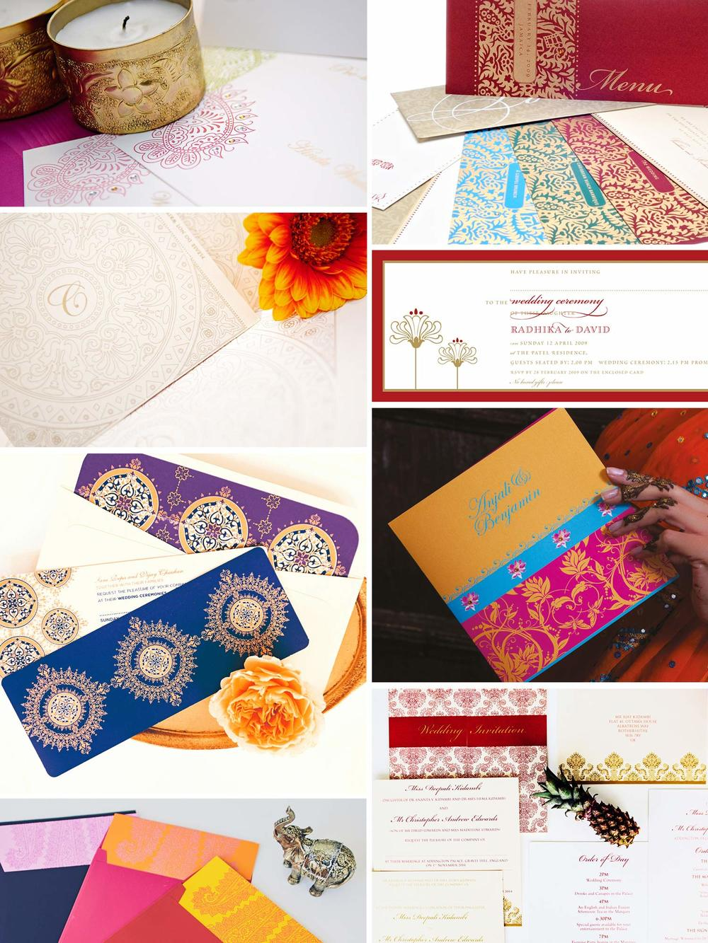 wedding invitations indian wedding ananya