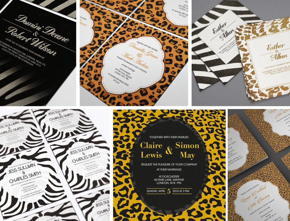 Unique Wedding Invites by Ananya