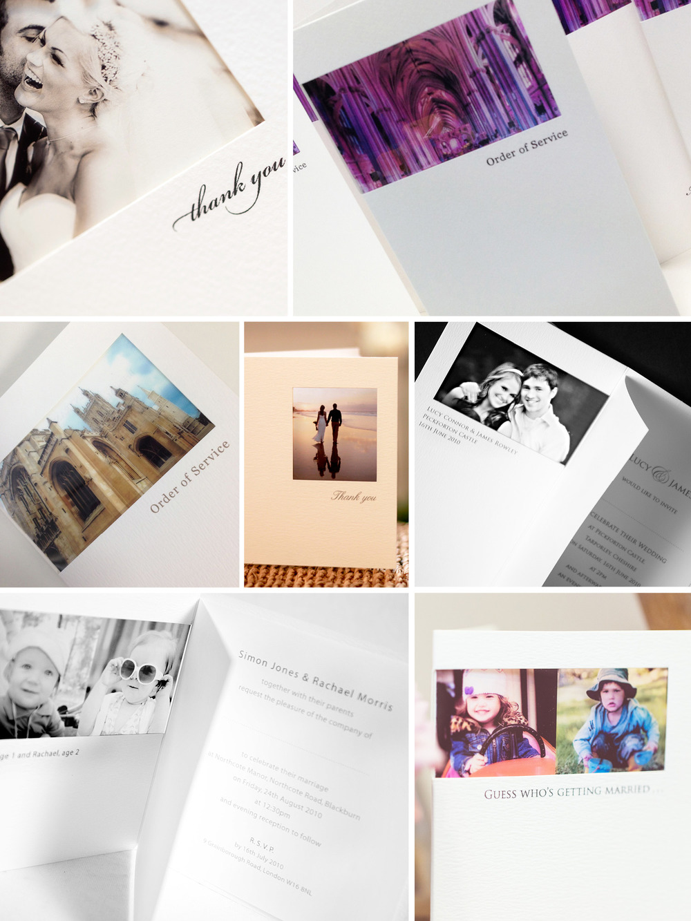 Unique Wedding Invitations UK by Ananya