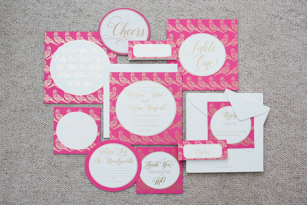 Ananya_pink parrot wedding invitation.jpg