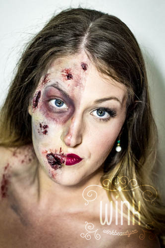 Special Effects Makeup by Wink