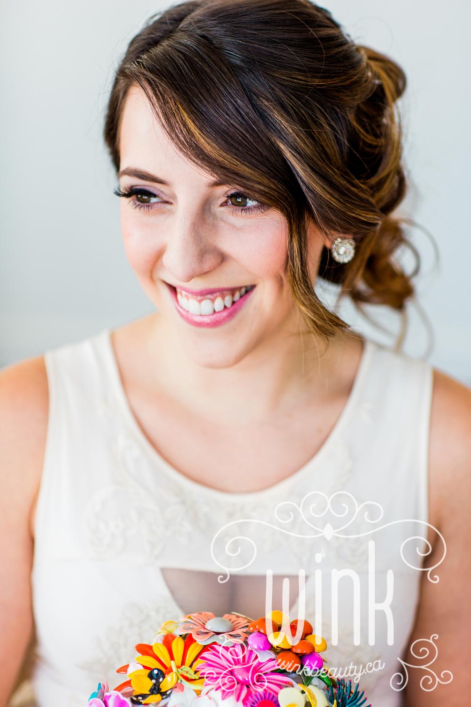 Bridal Makeup Thunder Bay