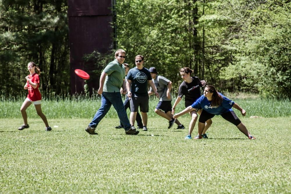 Reclaim Camping Trip 2015