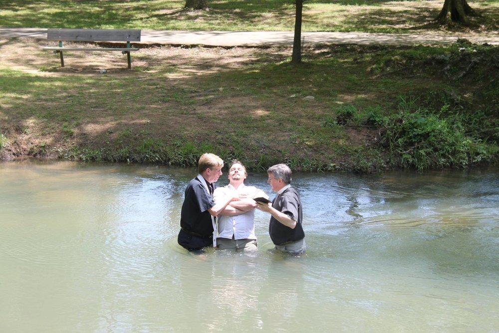 Baptism of Gauen