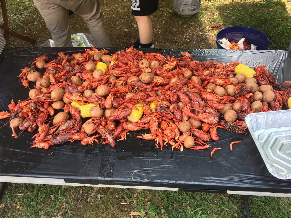 Fr. Terry's Crawfish