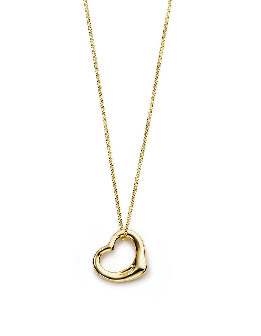 T and CO 18k gold open heart necklace 118732-5.jpg