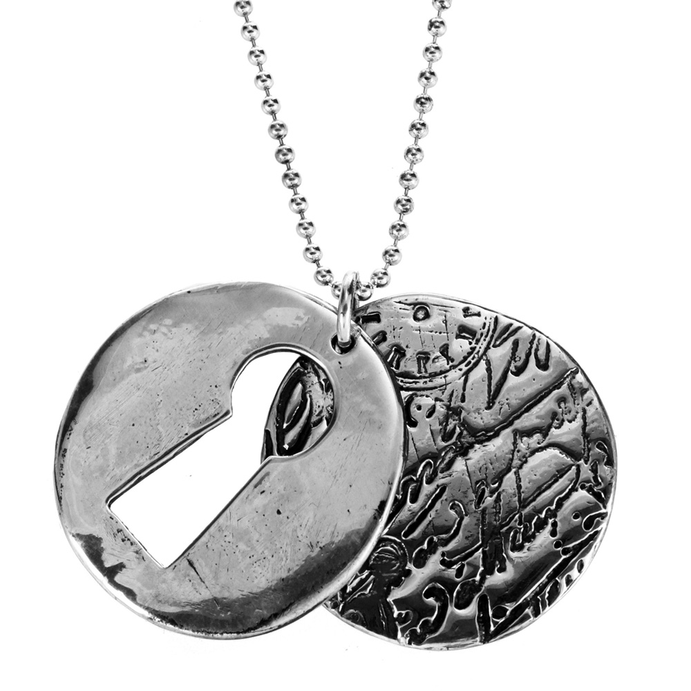 """Through The Keyhole"" - by Pennyroyal Jewelry"