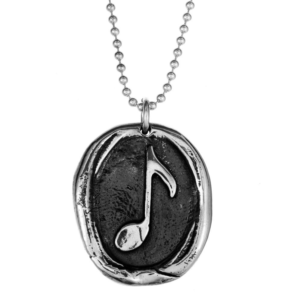 """I'm With The Band"" - by Pennyroyal Jewelry"